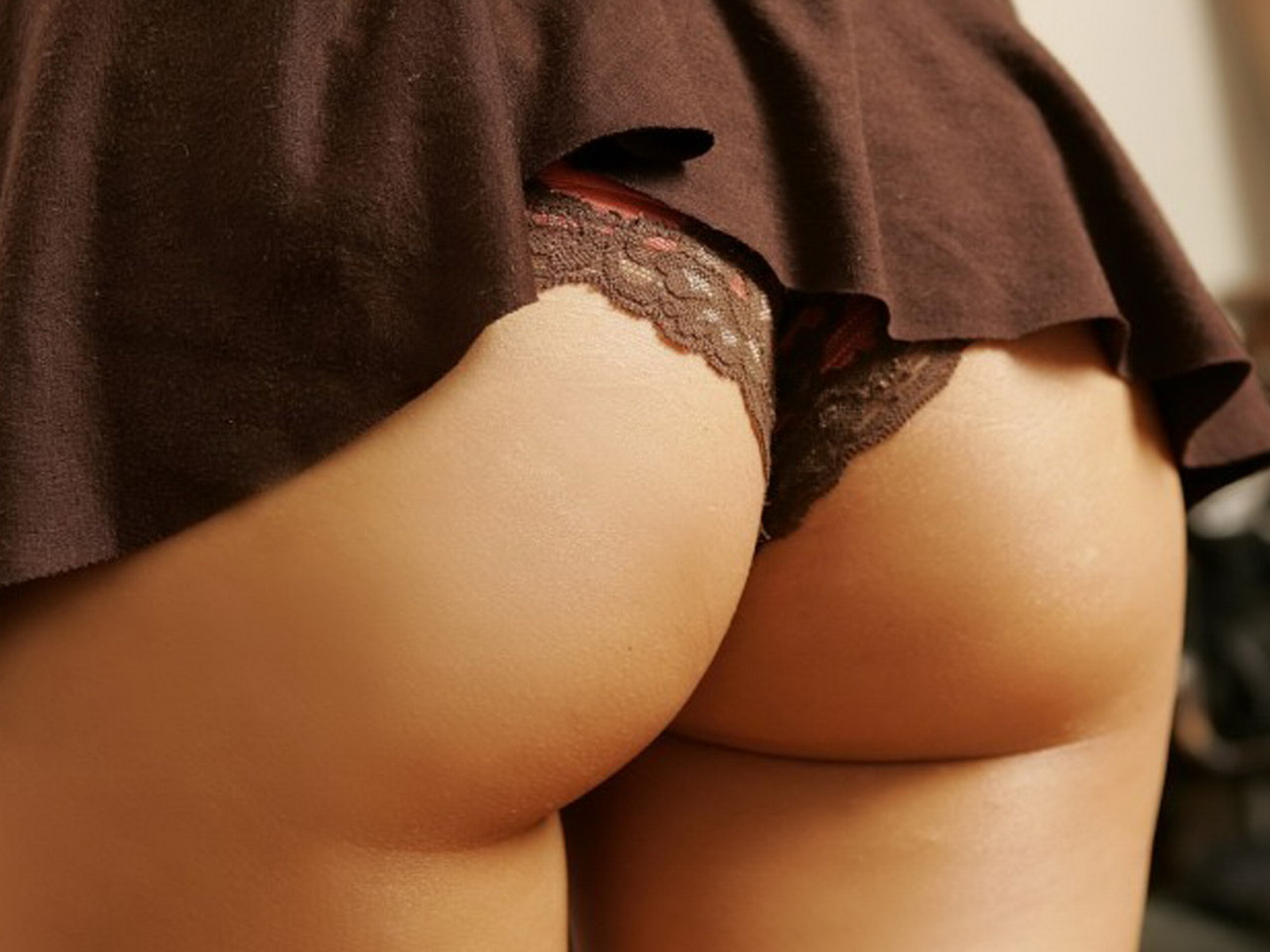 magnificent buttocks