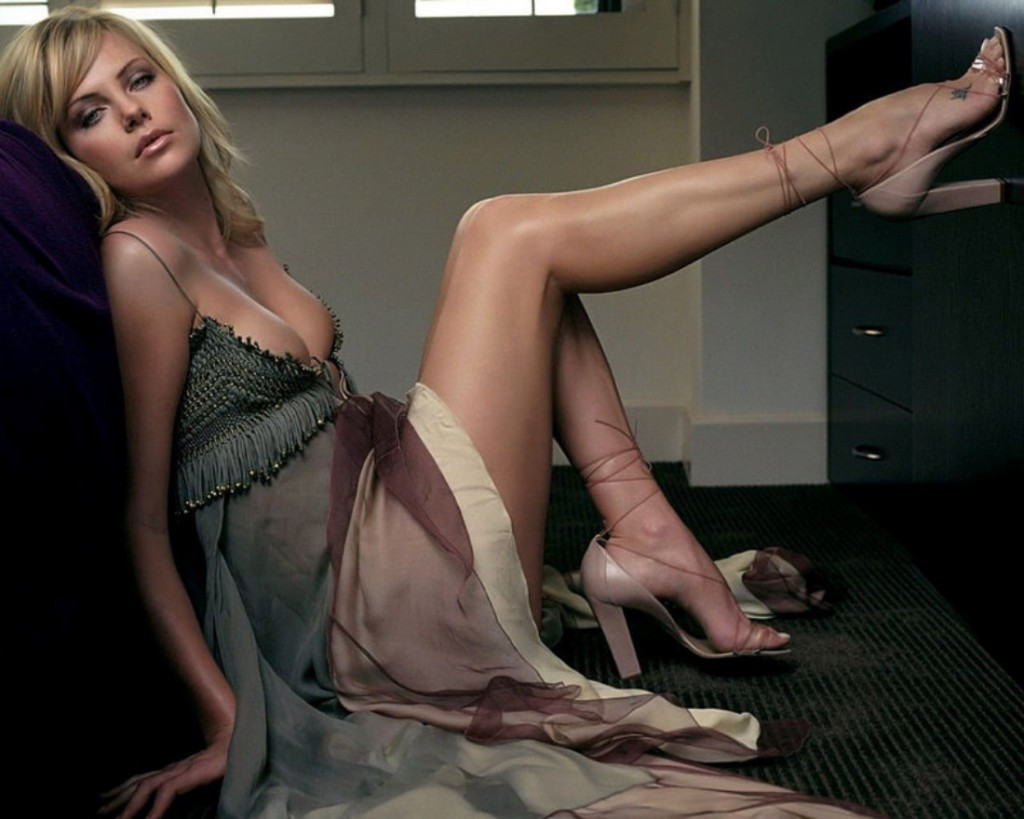 charlize theron come and get me