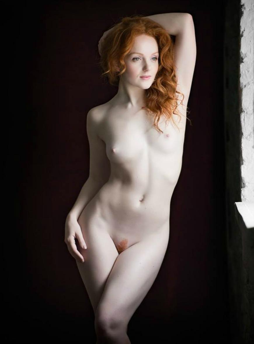 young goddess